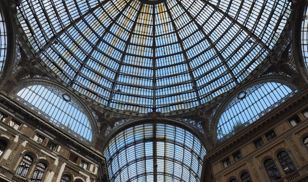 Galleria Umberto Naples