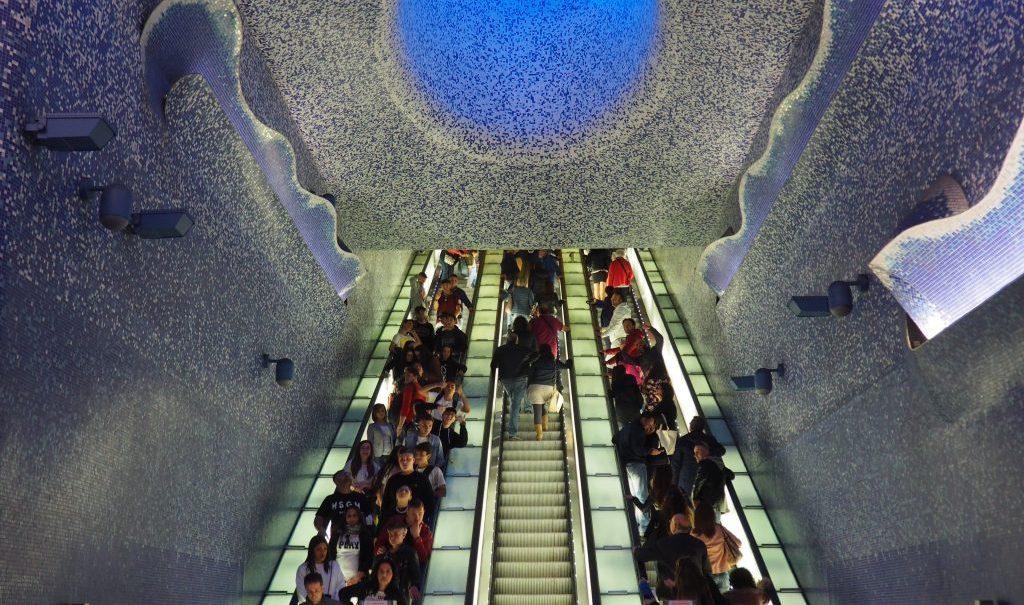 métro toledo naples