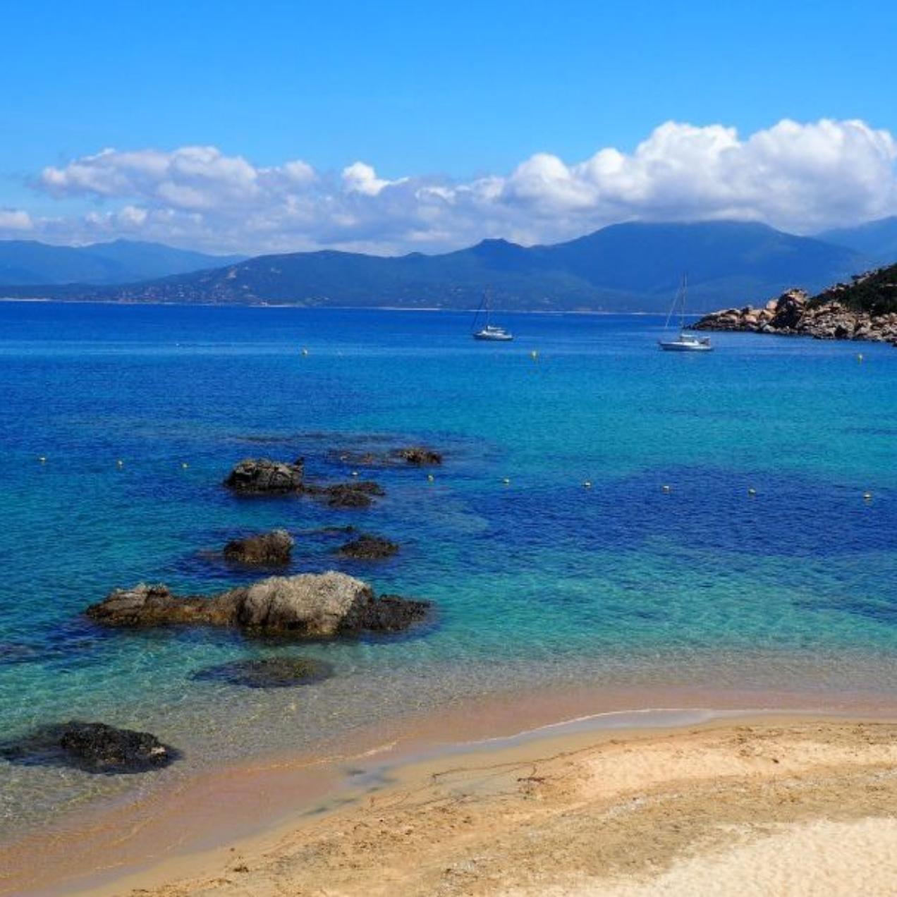 Carnet voyage 2 semaines en Corse