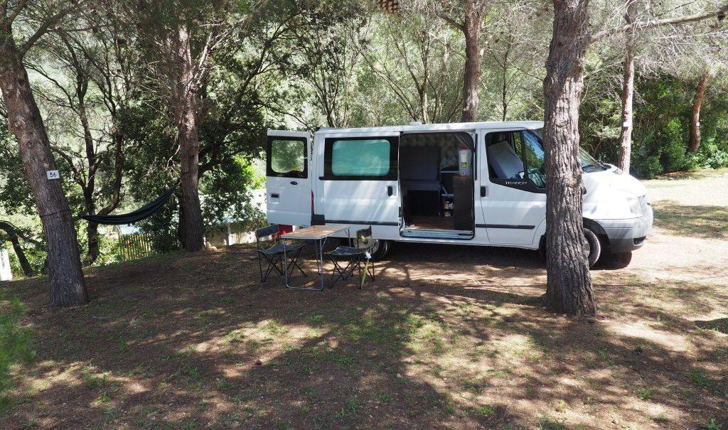 camping-U-Libecciu Corse